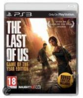 The Last of Us (GOTY Edition)  PS3