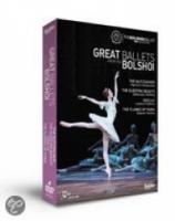 Bolshoi Theatre  Great Ballets From The Bolshoi (Hd)