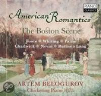 American Romantics, The Boston Scene