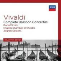 Complete Bassoon Concertos (Collect