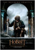 The Hobbit 3: The Battle Of The Five Armies (3D & 2D Bluray)