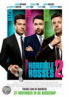 Horrible Bosses 2 (Bluray)