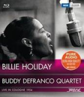 Billie | Buddy Defranco Qu Holiday  Live In Cologne 1954
