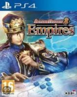 Dynasty Warriors 8, Empires  PS4