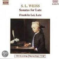 Weiss: Sonatas for Lute | Franklin Lei