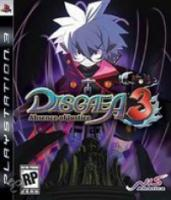 Disgaea 3 Playstation 3 (Usa)