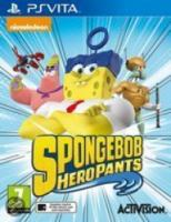 SpongeBob, HeroPants  PS Vita