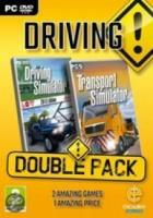 Driving Double Pack  Driving Simulator 2013 & Transport Simulator  (DVDRom)