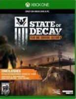 State of DecayX1 Xbox One Dutch EMEA PAL Bluray Day One Edtn