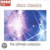 Ultimate Collection Dis Disco Classics| 4 Cd Boxset