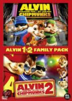 Alvin And The Chipmunks 1 & 2