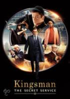 Kingsman: The Secret Service (Bluray)