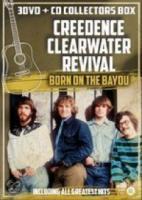 Creedence Clearwater Revival   Born on the Bayou 3DVD + CD