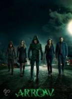 Arrow  Seizoen 3 (Bluray)