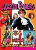 Austin Powers 1, 2 & 3   Totally Groovy Collection