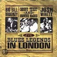 Pye Blues Legends In London