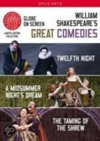 Shakespeare'S Globe  Great Comedies
