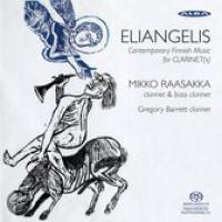 Eliangelis  Contemporary Finish Music for Clarinet