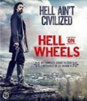 Hell On Wheels  Seizoen 4
