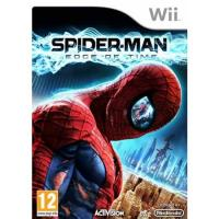 Activision SpiderMan: Edge of Time, Wii