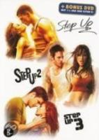 Step Up 1 t|m 3 Collection