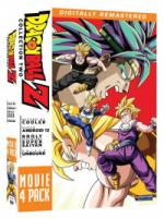 Dragonball Z Movie Collection Two (Movies 69)