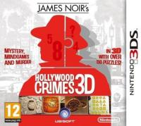 Special Price  James Noir's, Hollywood Crimes 3D  3DS