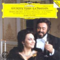 Verdi  Great Moments from La Traviata | Levine, et al