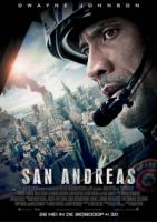 San Andreas (3D & 2D Bluray)