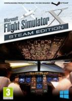 Microsoft Flight Simulator X (Steam Edition) (Code in a Box)