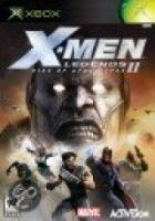 XMen Legends 2: Rise Of Apocalypse