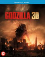 Godzilla  Limited Steelbook (2014) (3D & 2D Bluray)