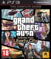 GTA IV: Episodes of Liberty City