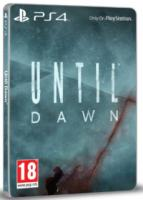 Until Dawn  Special Steelbook Edition