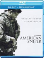 American Sniper (Import) (Bluray)