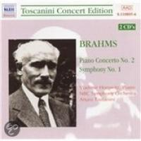 Toscanini Concert Edition  Brahms: Piano Concerto, etc