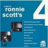 A Night At Ronnie Scotts4