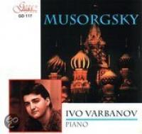 Mussorgsky;  Pictures At An Exhibit