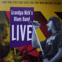 Grandpa Nick's Blues Band Live