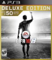 FIFA 16 Deluxe Edition (PS3)