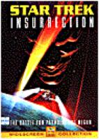 Star Trek 9  Insurrection