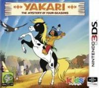 Yakari, The Mystery of FourSeasons  3DS