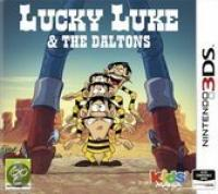 Lucky Luke & The Daltons  3DS