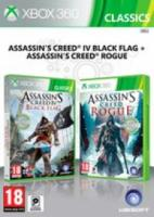 Compilatie Assassins Creed 4 Black Flag En Assassins Creed Rogue