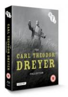 Carl Theodor Dreyer Collection (Limited Edition Bluray box set)(Import)