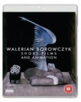 Walerian Borowczyk Short Films And Animation (Bluray + DVD) (Import)