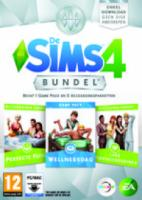 De Sims 4: Bundel Pack 1 (Wellnessdag, Luxe Feestacc. & Patio)