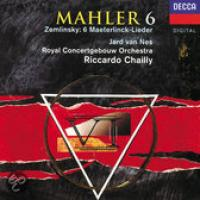 Mahler Symphony No 6, etc | Chailly, Royal Concertgebouw