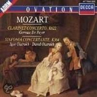 Mozart: Clarinet Concerto, Sinfonia Concertante | Maag, LSO