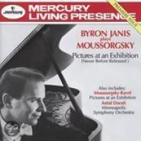 Byron Janis plays Moussorgsky  Pictures at an Exhibition